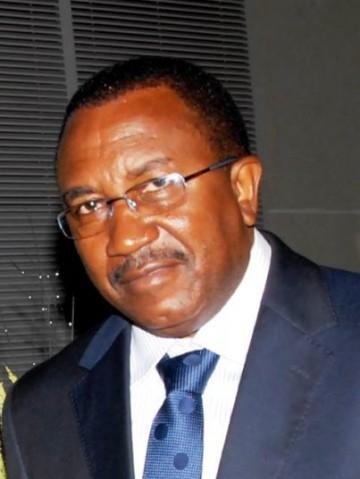Secretary to the Treasury Fredson Yamba