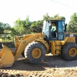 Bandits steal front-end loader worth US$200,000 from road construction company