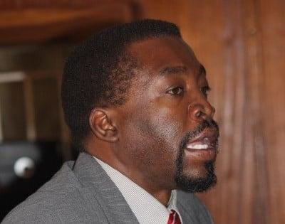 MMD National Secretary Muhabi Lungu