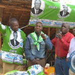 Wynter Kabimba Drumming Support for PF candidate