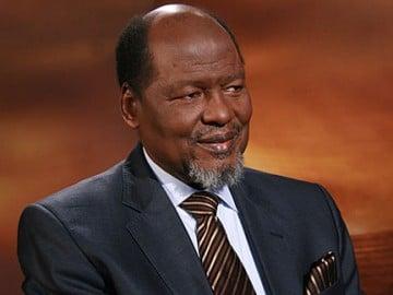 Former Mozambique President Joaquim Alberto Chissano