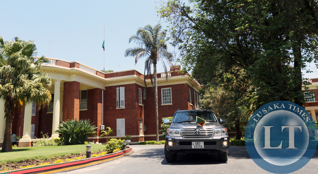 Zambia Cabinet Rejects Proposal To Build New State House