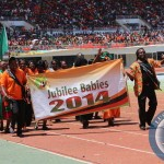 Babies Jubilees: Group of Zambians who were born at the time of independence in  1964