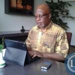 MMD president Dr.Nevers Mumba