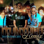 Zone Fam's Jay Rox Assembles All Star Team for Ituntulu Remix