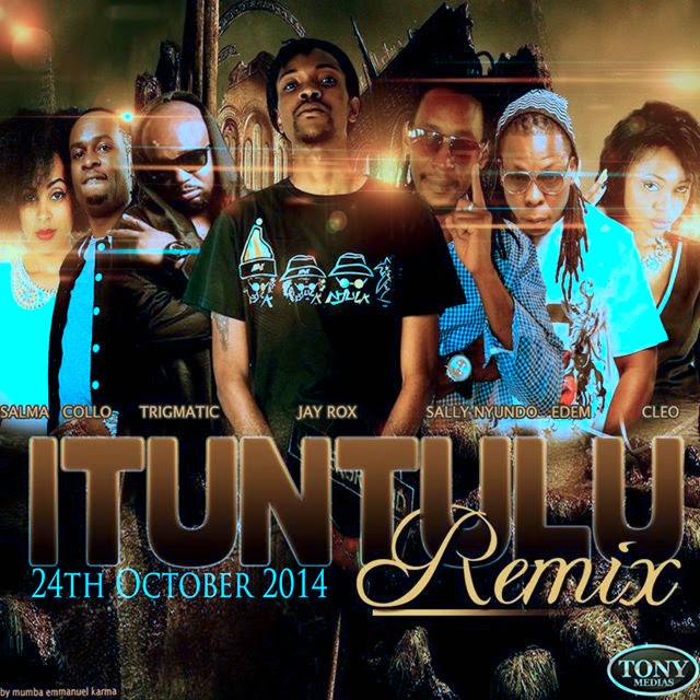 "Jay Rox releases video for African All-star remix of ""Ituntulu"""