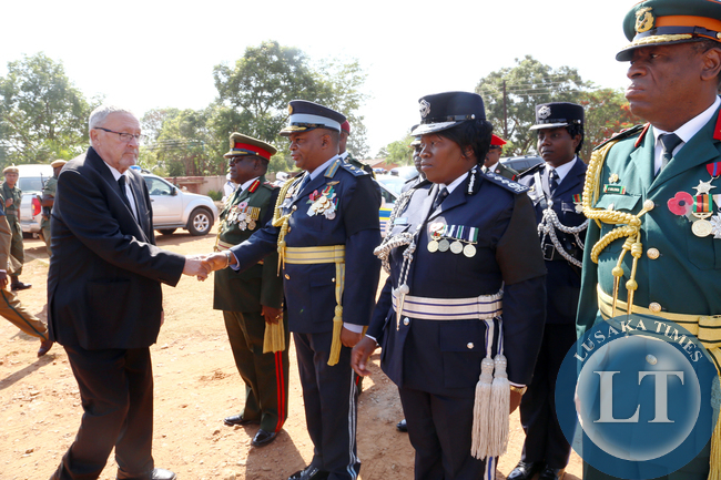 Zambia mourns President Sata in pictures -Part 5