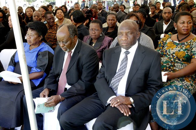 Interdenominational Thanksgiving service for President Sata in pictures