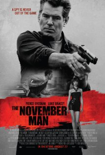 Movie review : November man