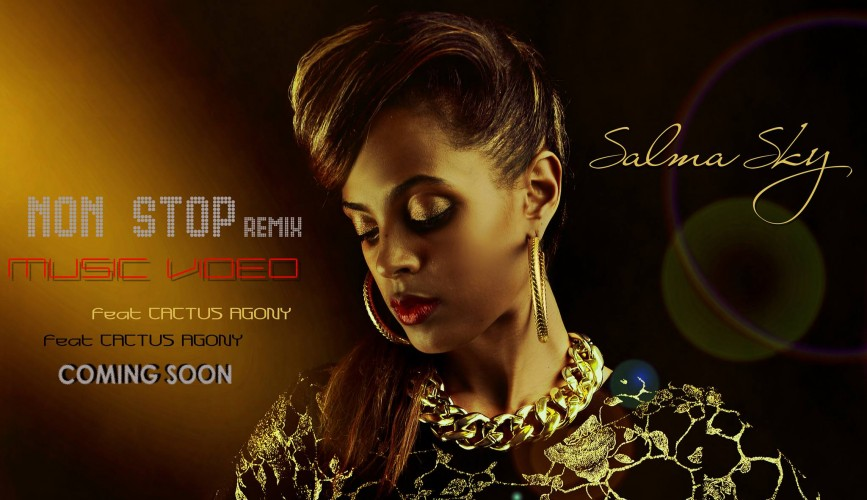 "Salma releases new single ""Non Stop"""