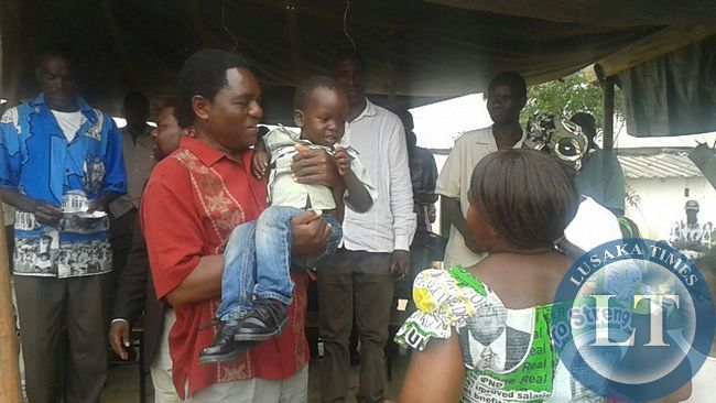 HH with child Chadiza