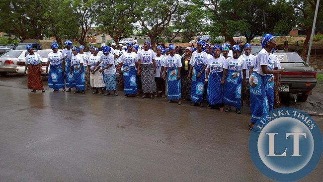 Part of the MMD Choir