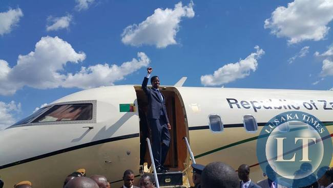 Lungu-Airport-1
