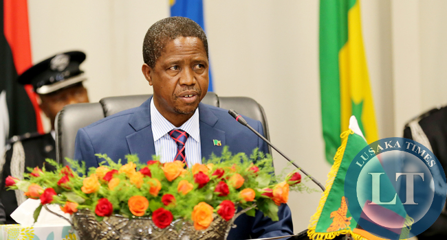 Zambian President Mr Edgar Lungu opens The Summit of the African Union Committee of Ten Heads of State on the Reform of the Security Council  on Saturday 10th May2015 . Pictures By EDDIE MWANALEZA/STATEHOUSE.