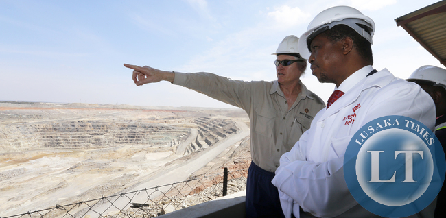 Zambia : Government appeals to Kansanshi Mine to reinstate