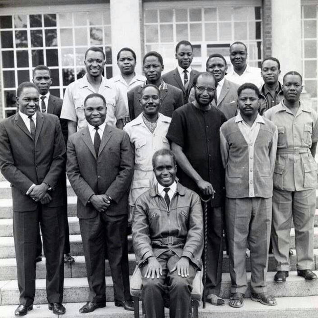 Zambia's first cabinet