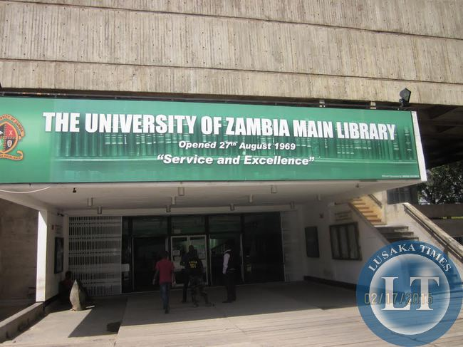 UNZA  library