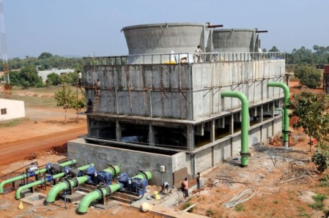 Thermal Power Plant Construction at Maamba Collieries Limited