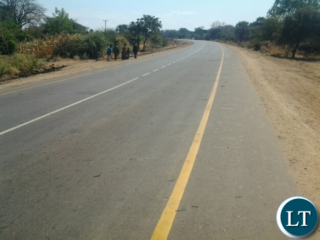 Mfuwe road 1
