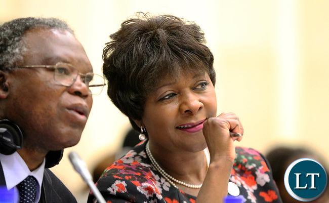 Margaret Mwanakatwe