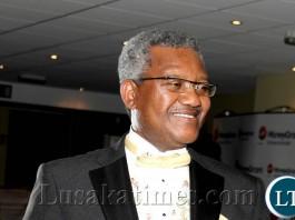 Prof Clive Chirwa