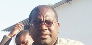 Deputy Minister of Health Chitalu Chilufya