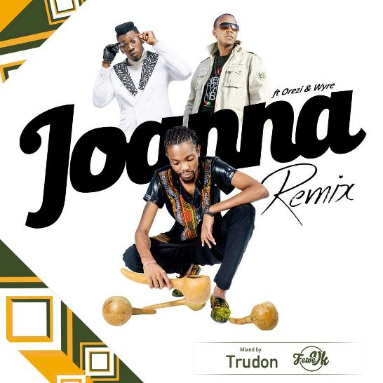 Joanna Remix Artwork
