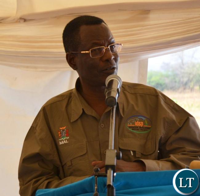 PF Nkana Member of Parliament Luxon Kazabu