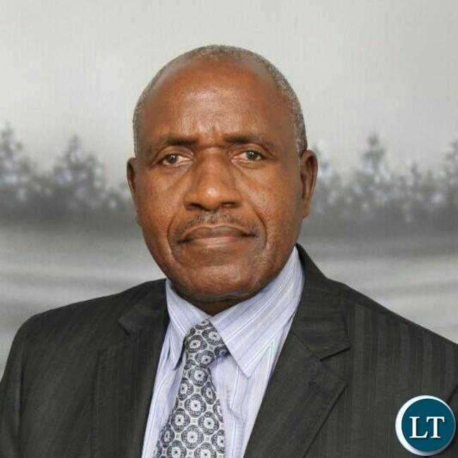 Former UPND Secretary General Winstone Chibwe has died.