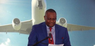 Zambia's High Commissioner to Ethiopia, Mr Emmanuel Mwamba
