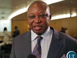 Former Bank of Zambia Governor Caleb Fundanga