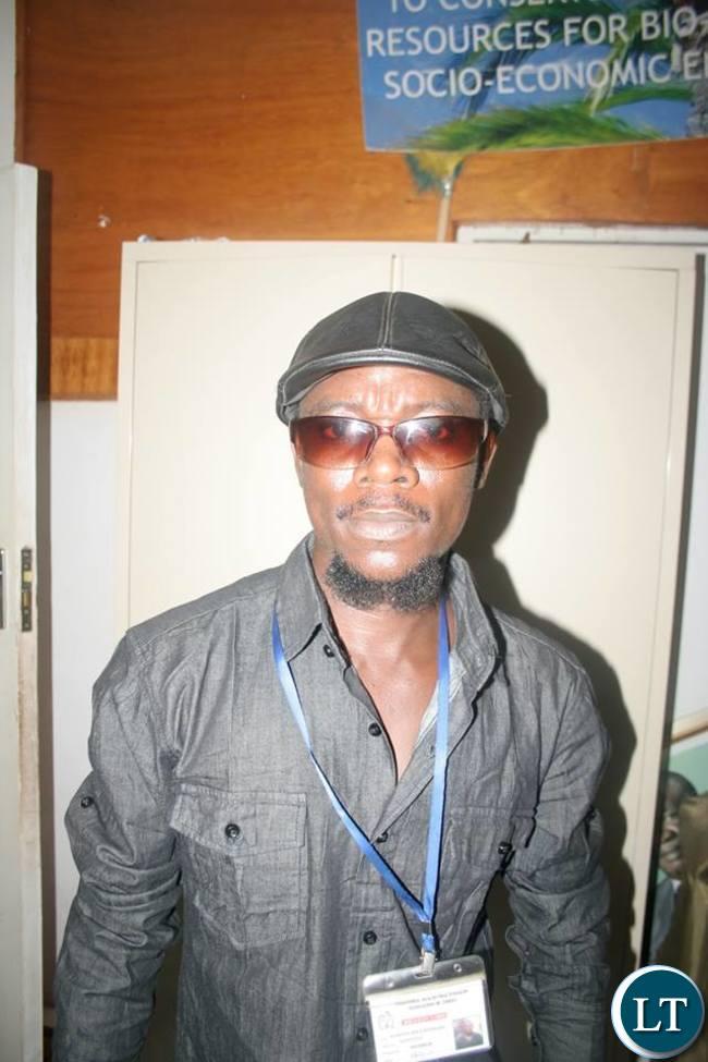 Rabson Mkandawire aka Dr Simbazako