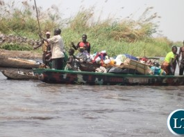 Overloading on these big boats of Lunga District is not an issue as the Unga people have survived over the years through paddling the vessels with skill to the final destination regardless of the weather on the channels.