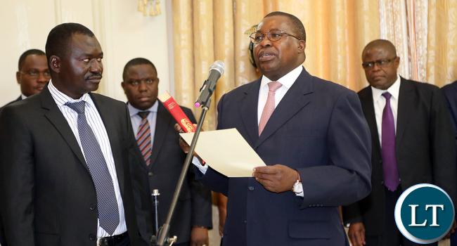 Albert Muchanda Permanent Secretary Parliamentry business Offfice of the Vice President 6828