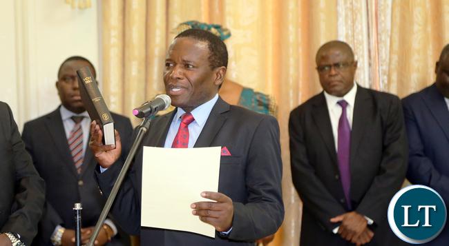 Dr Solomon Samuel Jere -high Commissioner Federal Republic Of Nigeria