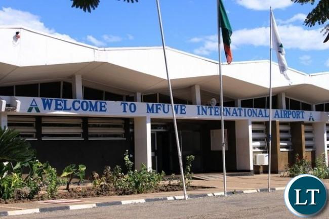 Mfuwe Airport