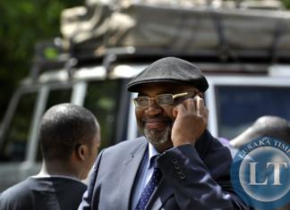 Opposition APC President Nason Msoni