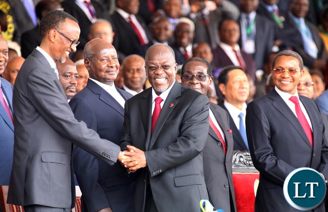 President John Magufuli 5920