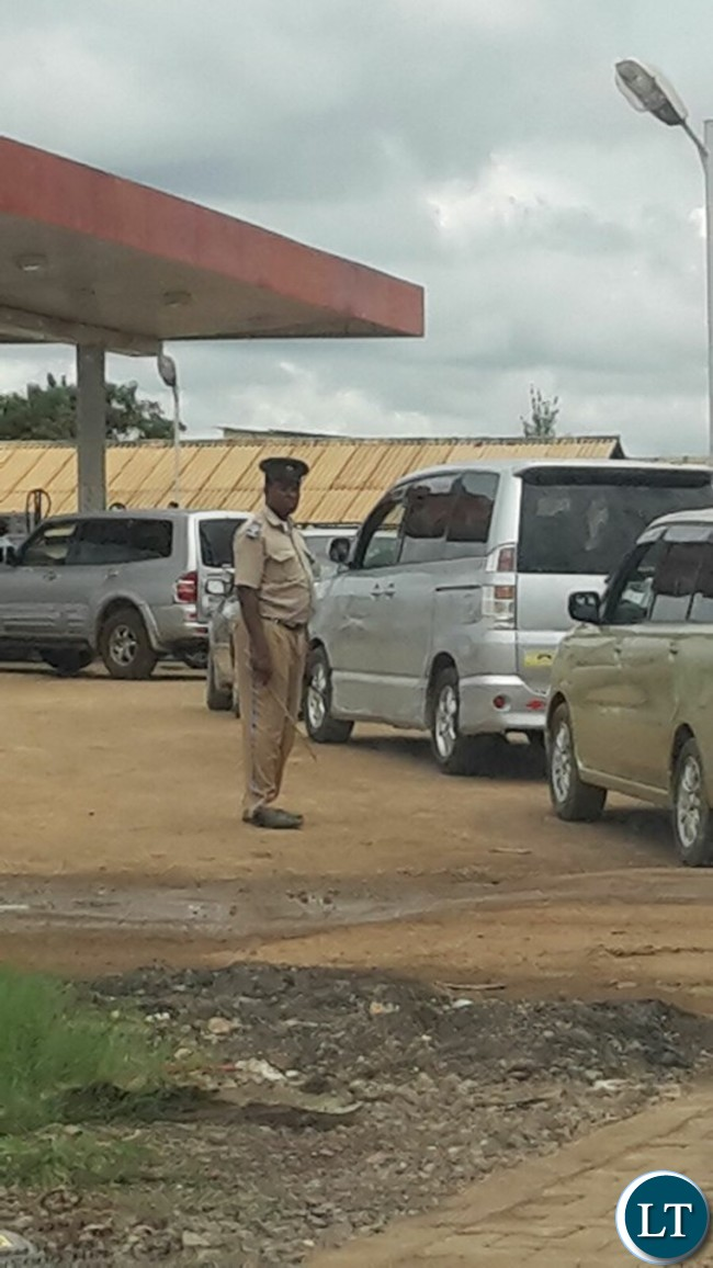 Lusaka Fuel Crisis