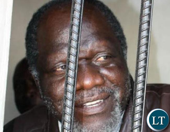 George Mpombo