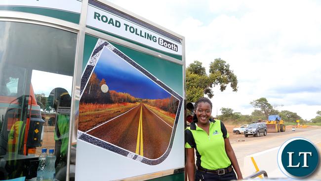 Ngelelwa Lunda at National ROADS FUND