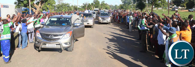 President in Southern province