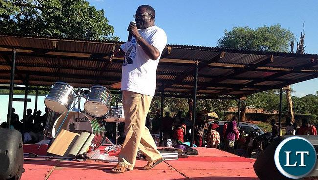 Dr Peter Machungwa
