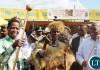 President Lungu, Chief Mpezeni and RB