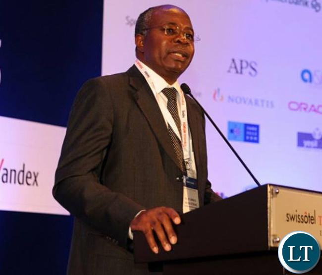 MMD Liuwa Member of Parliament Situmbeko Musokotwane