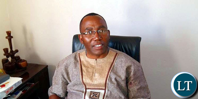 Rev. Reuben Sambo