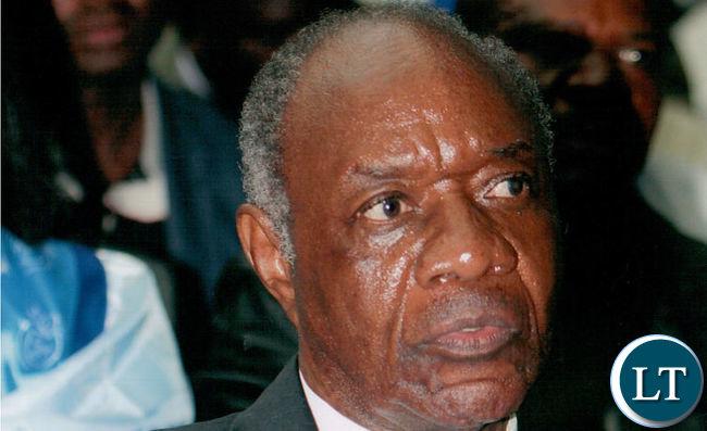 Vernon Mwaanga