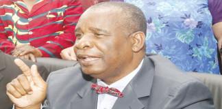 Higher Education Minister Michael Kaingu