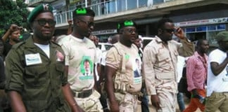 PF youths