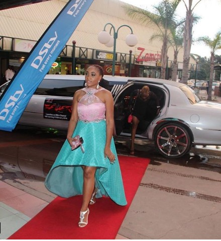 At the premier of Fever